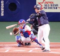 岡本「意識せず」松井氏以来の22歳侍4番で1安打 - プロ野球 : 日刊スポーツ