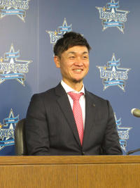 DeNA大和1億円現状維持「本当に充実した1年」 - プロ野球 : 日刊スポーツ