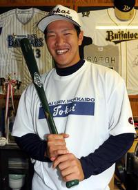 東海大北海道・赤尾 右の大砲が大学侍へ名乗り - アマ野球 : 日刊スポーツ