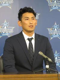 DeNA中川大志340万増、新加入中井にも負けん - プロ野球 : 日刊スポーツ