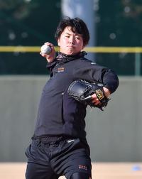 阪神浜地「順調」今年初ブルペンで捕手座らせ50球 - プロ野球 : 日刊スポーツ