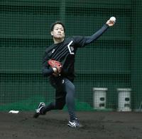 日本ハム7位福田「ボチボチ」及第点プロ初ブルペン - プロ野球 : 日刊スポーツ
