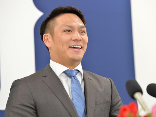 広島田中広輔