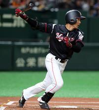 ロッテ藤原、菅野に2の0も球筋把握「いい経験に」 - プロ野球 : 日刊スポーツ