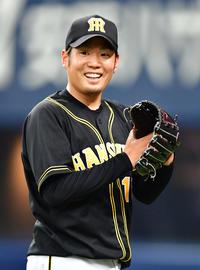 阪神西が万全開幕だ!粋な演出の古巣に6回0封 - プロ野球 : 日刊スポーツ