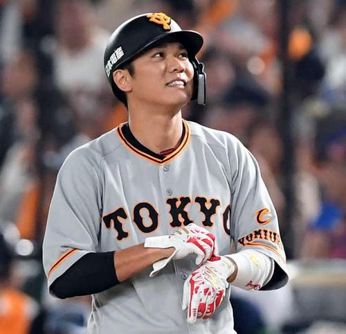 巨人坂本勇人1年目は金本モデル 肩並べた連続出塁 - プロ野球 : 日刊 ...
