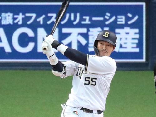 オリックスT-岡田