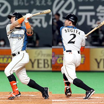 日本ハム杉谷が両打席弾、連発で達成は日本人3人目 - プロ野球 : 日刊 ...