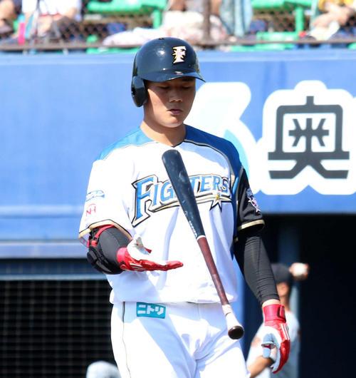 日本ハム清宮幸太郎が1軍復帰決定 DH出場が濃厚