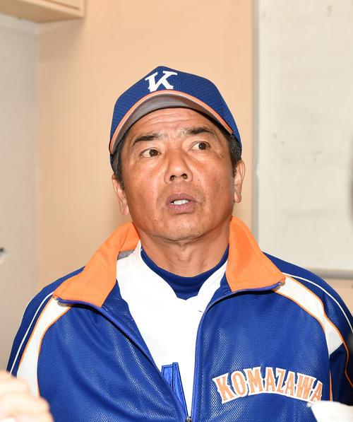 駒大が最下位で入れ替え戦へ「準備します」大倉監督