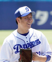 佛教大OB大野雄大、明大OB柳の上から目線に苦笑 - プロ野球 : 日刊スポーツ