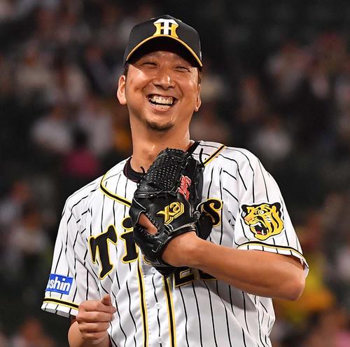 阪神藤川球児(2019年6月19日)