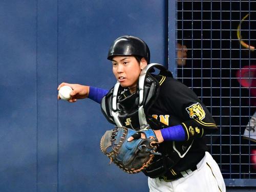 阪神梅野隆太郎(2019年6月16日)
