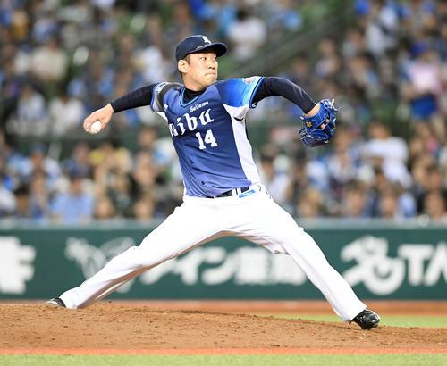 西武増田達至(2019年6月30日)