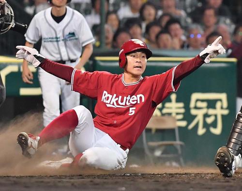 楽天茂木栄五郎(2019年6月19日)