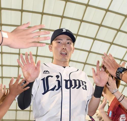 西武源田壮亮(2019年6月29日)