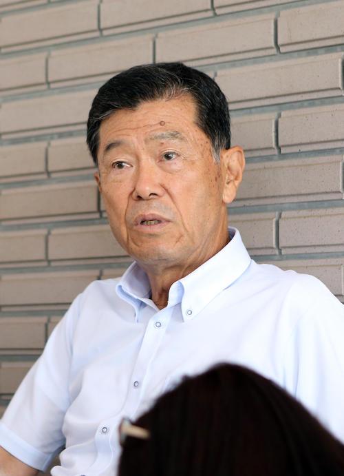 渡辺元智横浜前監督