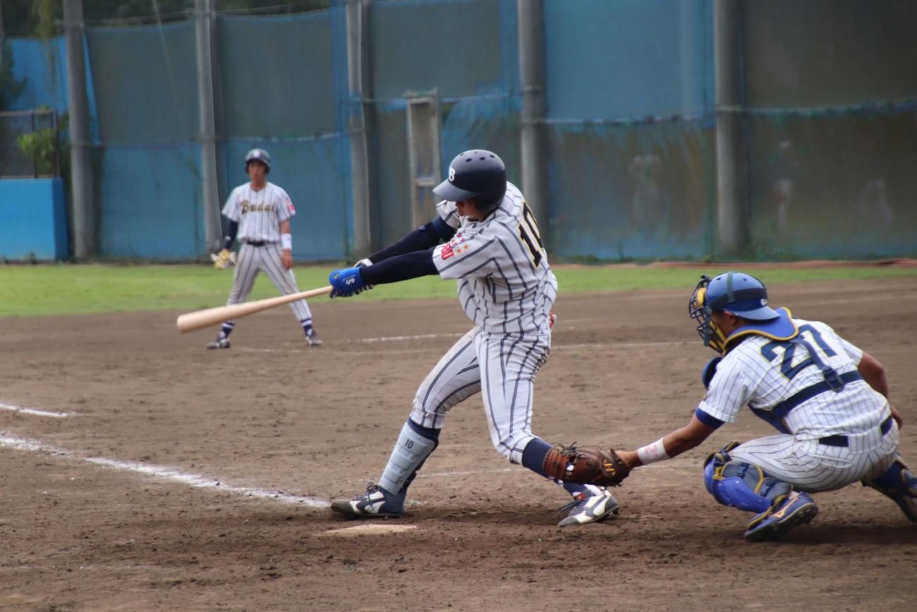 大 部 野球 武道 国際