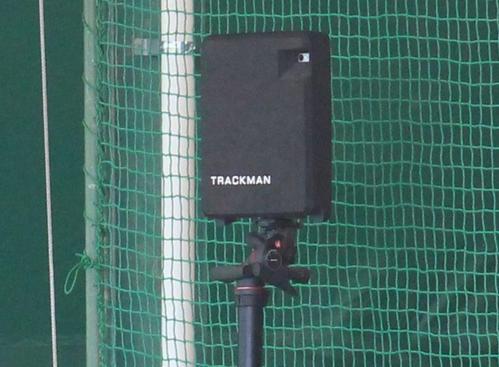 トラックマン(弾道測定器)