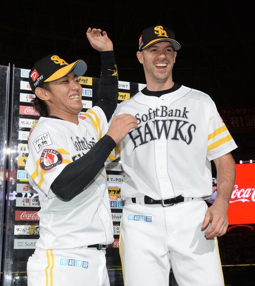 ソフトバンク逆転Vあきらめない バンデン復活0封 - プロ野球 : 日刊 ...