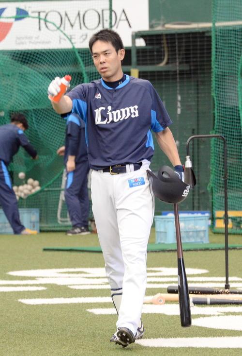 西武秋山居残り打撃練習「今年はやる」昨季CS不振 - プロ野球 ...