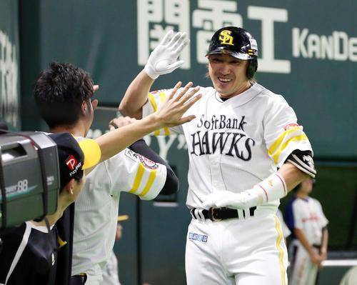 ソフトバンクCSファイナル進出 セは阪神リード - プロ野球 ...