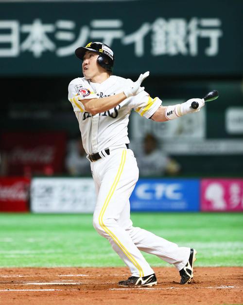 ソフトバンク内川、CS通算で単独最多10本塁打 - プロ野球 : 日刊 ...