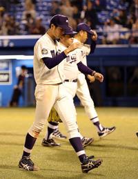 明大・森下が指名後初登板「まだ甘い」11Kも敗戦 - アマ野球 : 日刊スポーツ