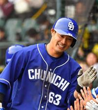 中日堂上が右肘関節形成術、春季キャンプはOK - プロ野球 : 日刊スポーツ