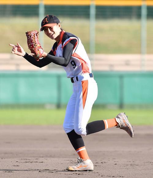 美しすぎる加藤優ら女子野球退団試合/写真振り返り , プロ野球