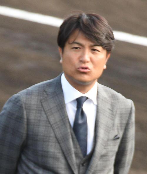 高橋由伸氏(2019年2月7日撮影)