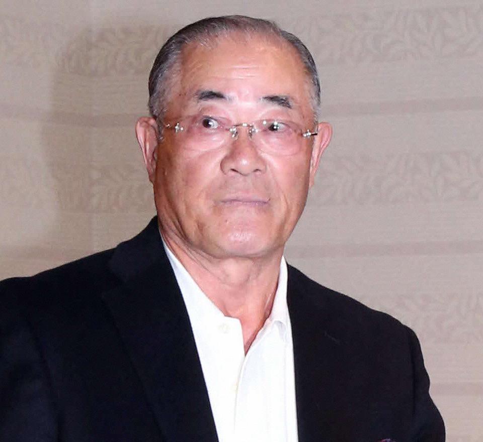 張本勲氏(2017年1月14日撮影)