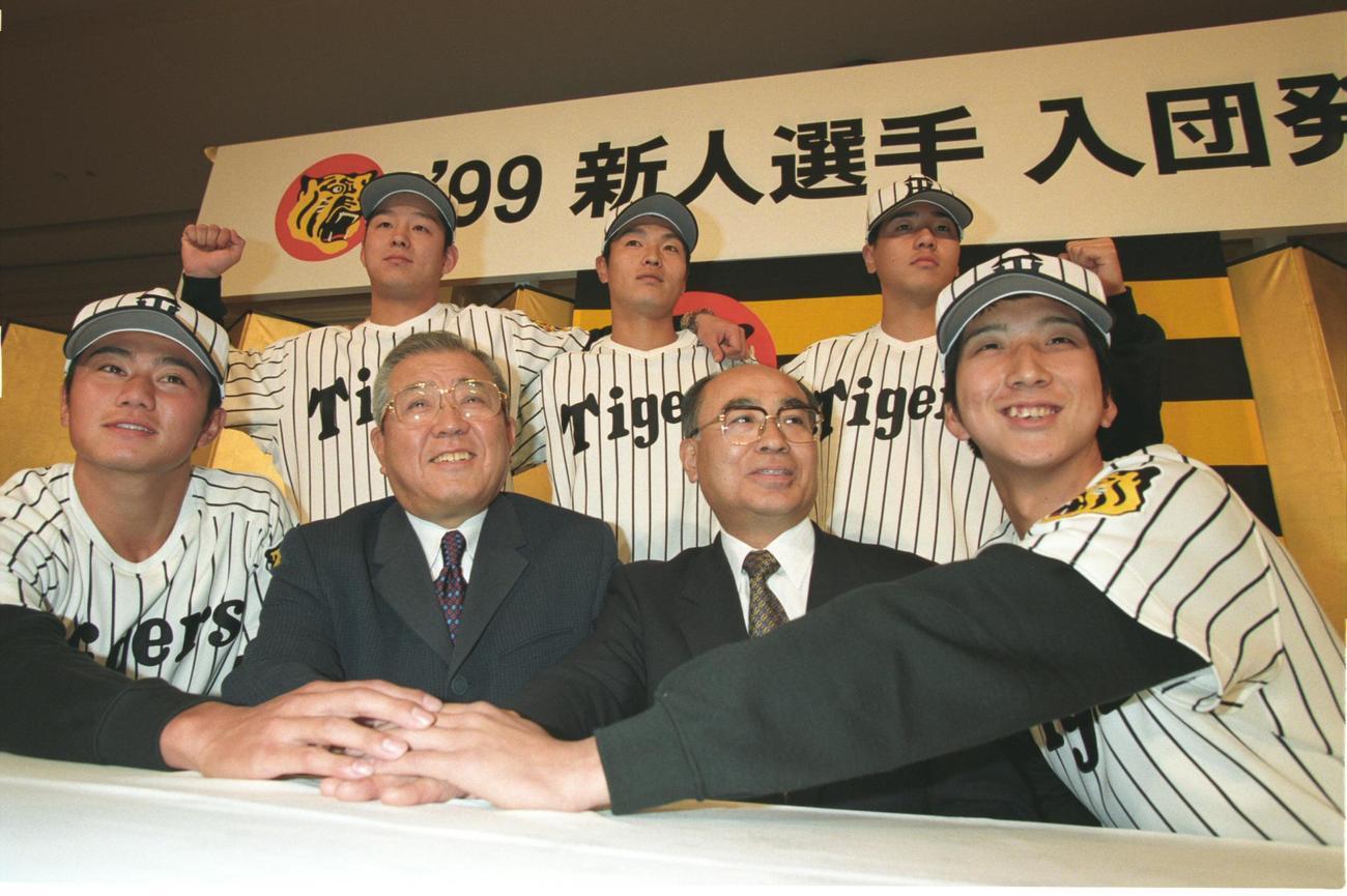 さらばノムさん 阪神からシダックスへ/写真特集3 - プロ野球ライブ ...