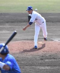 与田監督「どう修正するか」3失点の大野雄大に期待 - プロ野球 : 日刊スポーツ