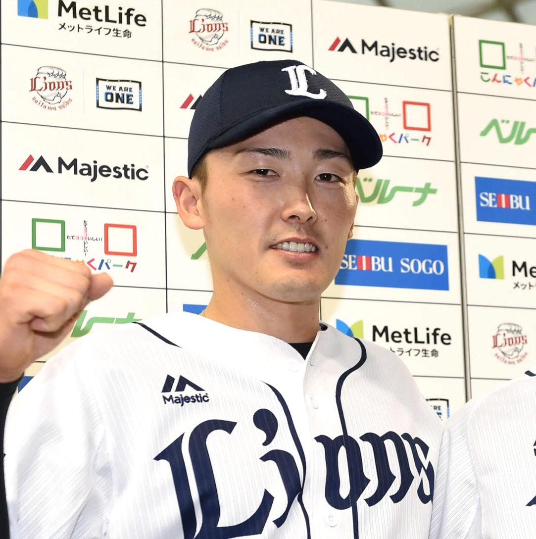西武源田(2019年6月29日撮影)