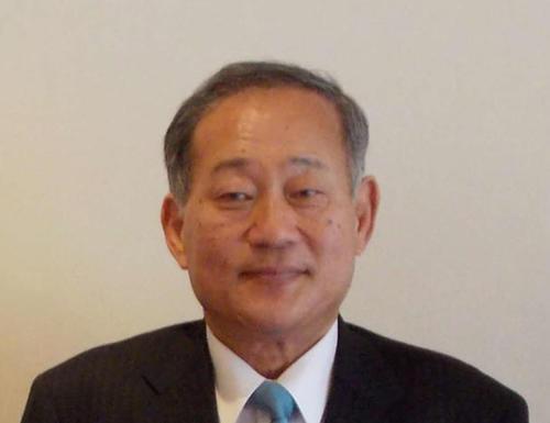 日本学生野球協会・八田英二会長