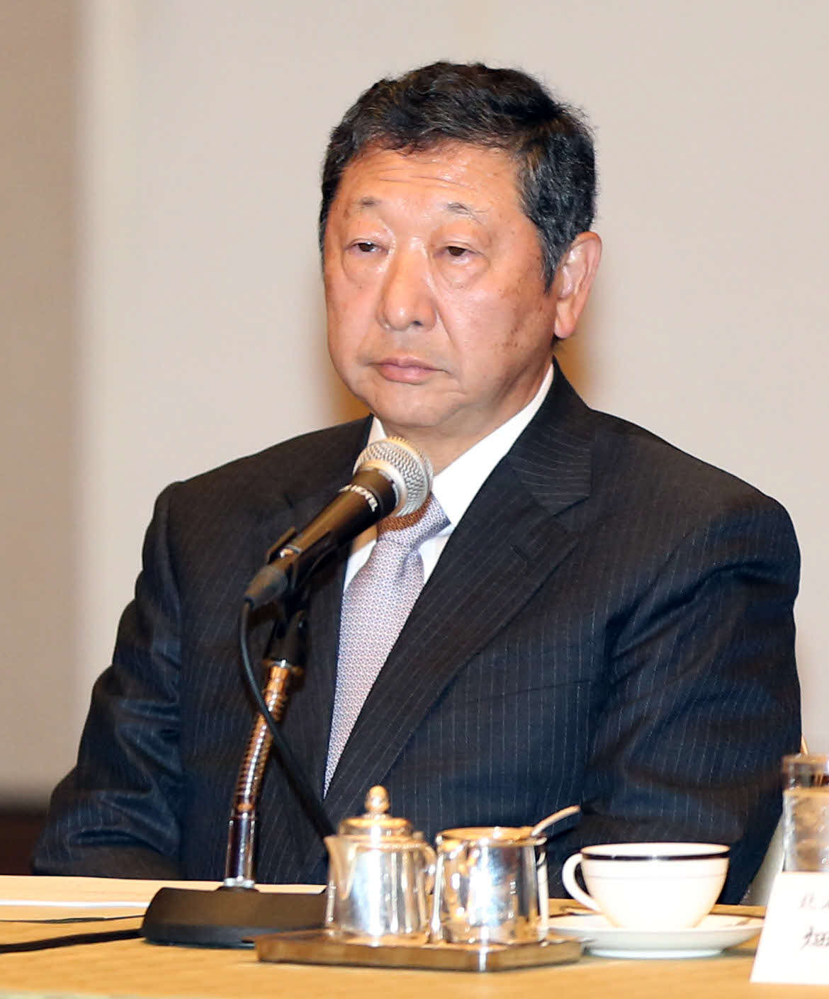 西武後藤高志オーナー(2018年11月28日)
