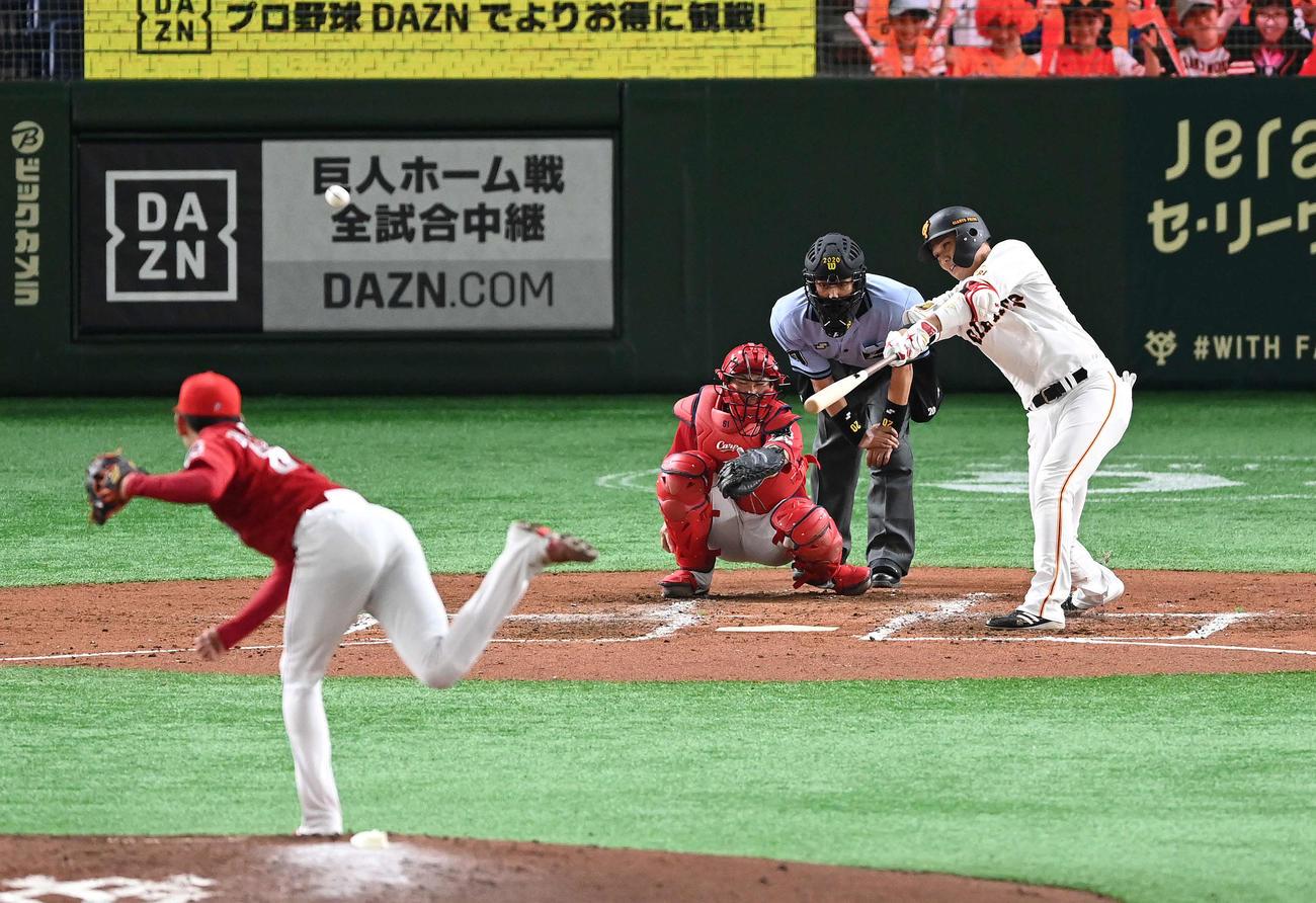 巨人坂本勇人が350二塁打達成 史上44人目 - プロ野球 : 日刊スポーツ