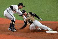 日本ハム清宮プロ初盗塁 昨季刺された若月から成功 - プロ野球 : 日刊スポーツ