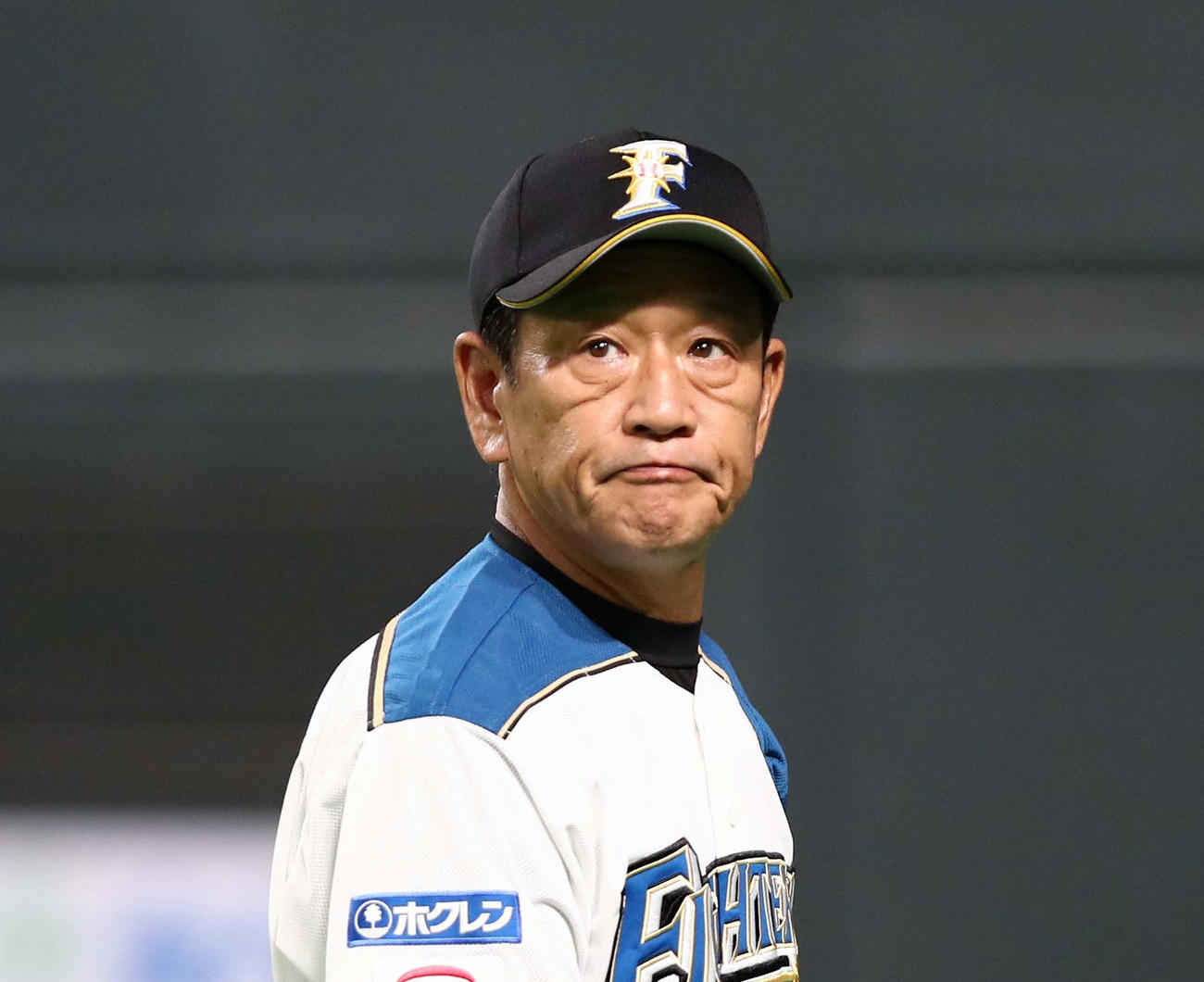 日本ハム栗山英樹監督(2020年7月1日撮影)