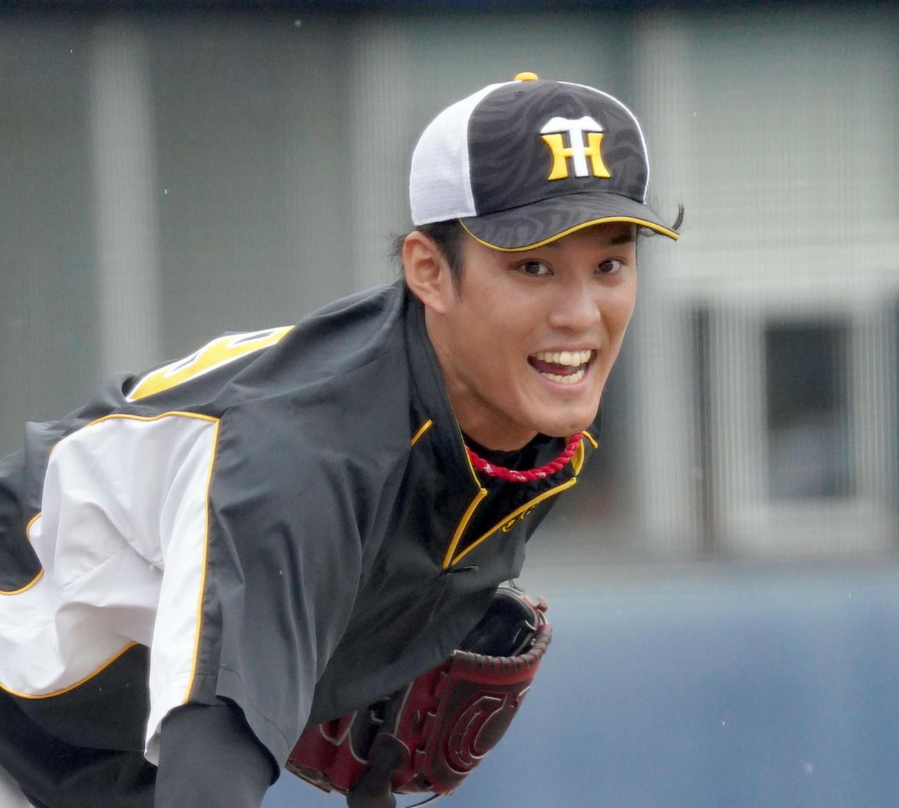 阪神藤浪晋太郎(2020年7月3日)