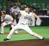 ソフトバンク完勝で和田4勝目、オリックス5連敗 - プロ野球戦評 : 日刊スポーツ