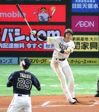 ソフトバンク柳田2戦連続の猛打賞 3割9分1厘 - プロ野球 : 日刊スポーツ
