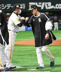 4勝ソフトバンク和田、現役5位の通算1598K - プロ野球 : 日刊スポーツ