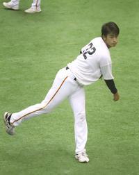 巨人堀田がキャッチボール 4月トミー・ジョン手術 - プロ野球 : 日刊スポーツ