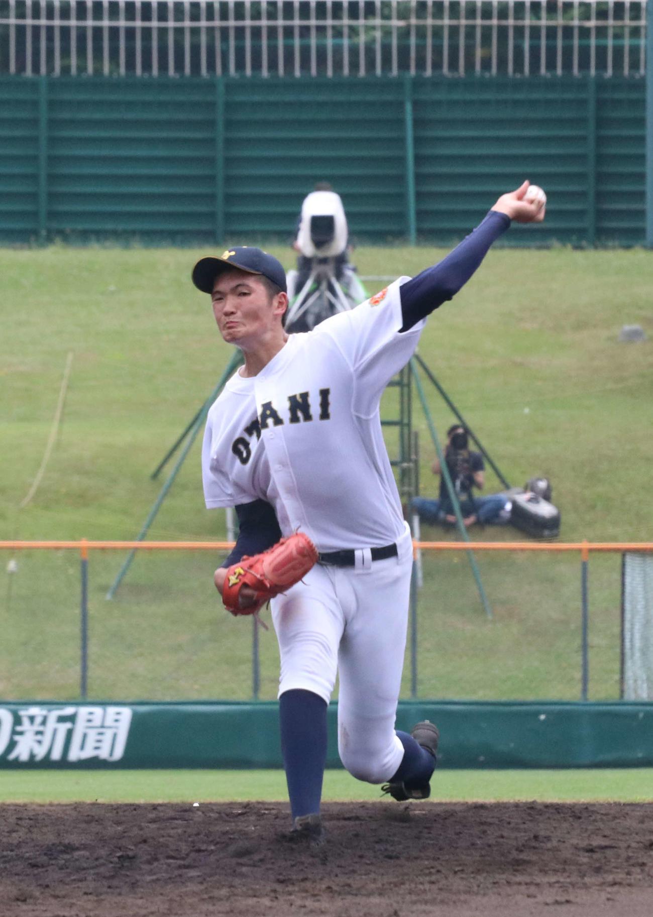 札幌大谷・阿部剣友(2020年8月4日)