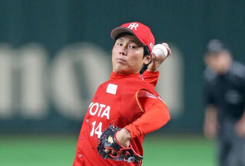 トヨタ・栗林良吏(2019年7月25日撮影)