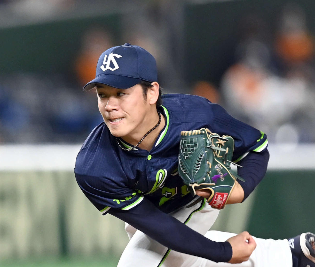 ヤクルト小川泰弘(2020年11月7日)