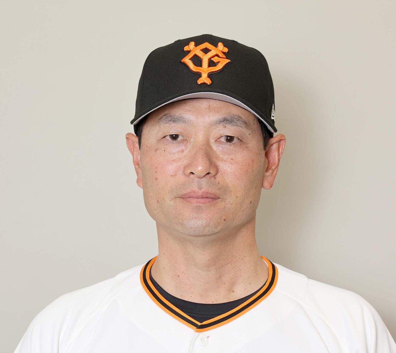 投手チーフコーチ補佐に就任した桑田真澄氏(球団提供)