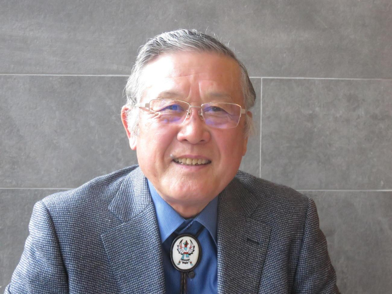 日本人初大リーガーの村上雅則氏